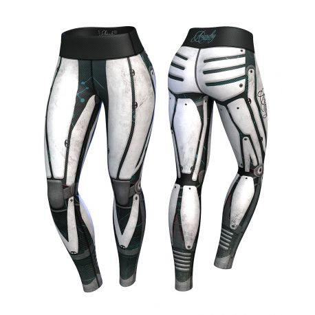 Anarchy Apparel Robota Leggings (S)