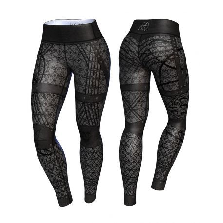 Anarchy Apparel Gomora Leggings (XS-XL)