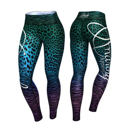 Anarchy Apparel Jaguar Leggings (XS-XL)