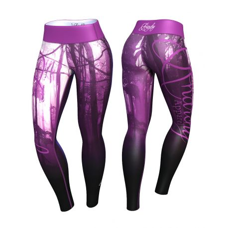 Anarchy Apparel Mist Leggingss (XS-XL)