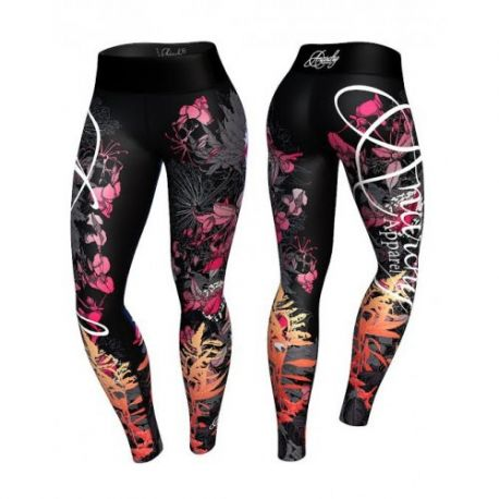Anarchy Apparel Floral Leggings (XS-XL)