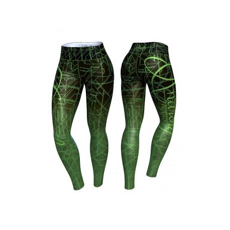 Anarchy Apparel Circuitry Leggings (XS-XL)