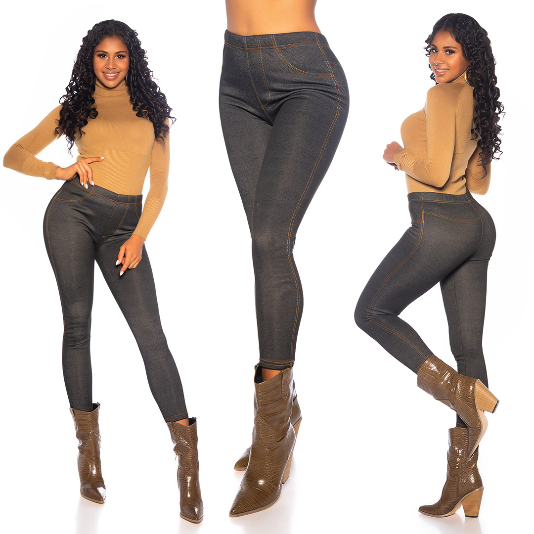 Thermo jeggings (S/M,L/XL)